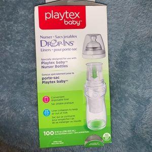 Playtex Baby Bottle Liners